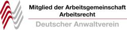Mitglied in der AG Arbeitsrecht